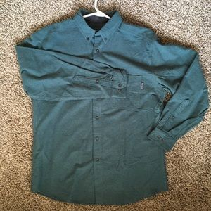 Men's big & tall Woolrich button-up!!
